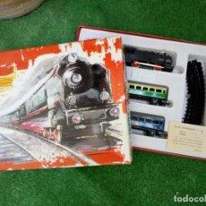 Trenes Escala: PAYA, FEROCARRIL MECANICO H0, METAL, NUEVO EN CAJA. AÑOS 60-70.. Lote 194111451