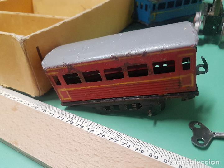 Trenes Escala: TREN DE HOJALATA PAYÁ - Foto 5 - 194393171