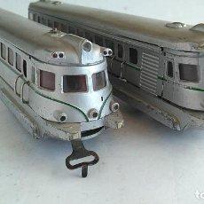 Trenes Escala: PAYÁ H0 AUTOMOTOR TAF RENFE. PARA REPARAR O PIEZAS. TAL CUAL FOTOS. Lote 194565875