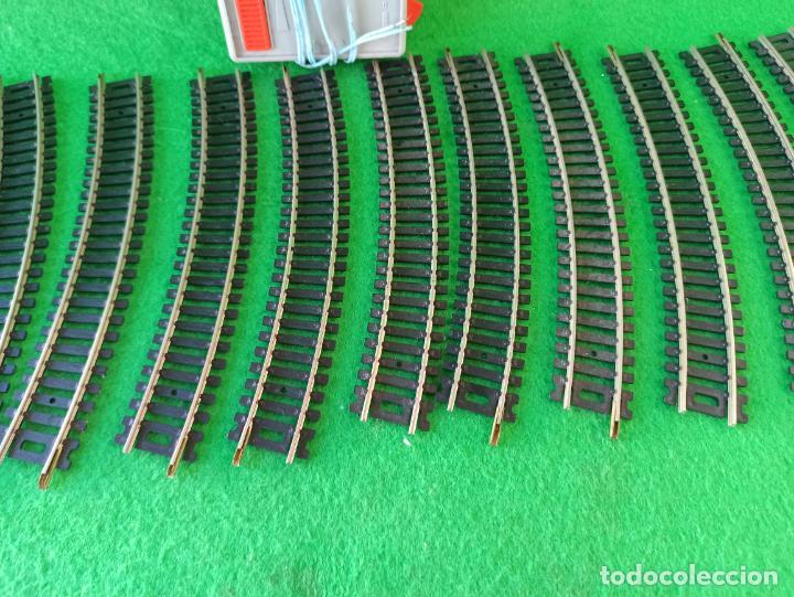 Trenes Escala: LOTE DE VIAS HO Y TRANSFORMADOR PAYA REFERENCIA 5885 - Foto 3 - 194606117