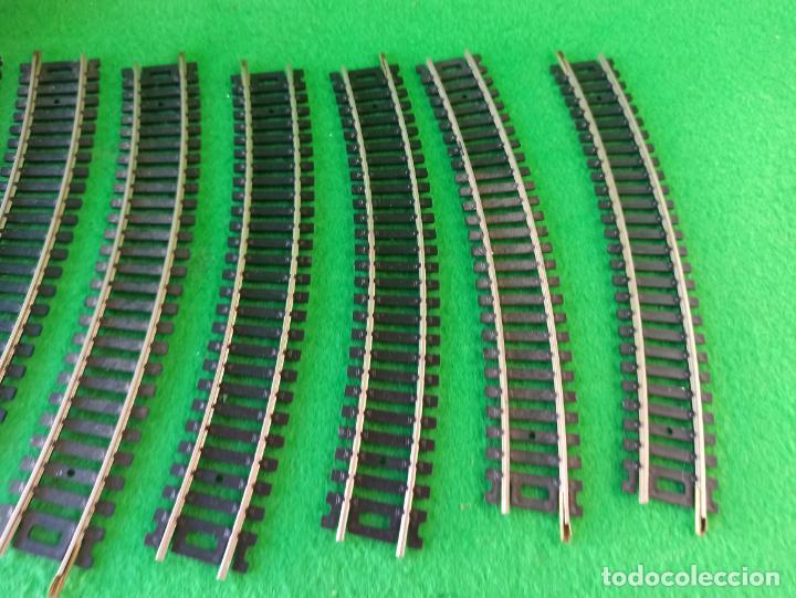 Trenes Escala: LOTE DE VIAS HO Y TRANSFORMADOR PAYA REFERENCIA 5885 - Foto 4 - 194606117