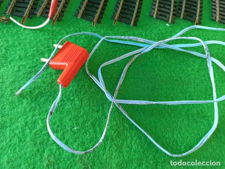 Trenes Escala: LOTE DE VIAS HO Y TRANSFORMADOR PAYA REFERENCIA 5885 - Foto 13 - 194606117