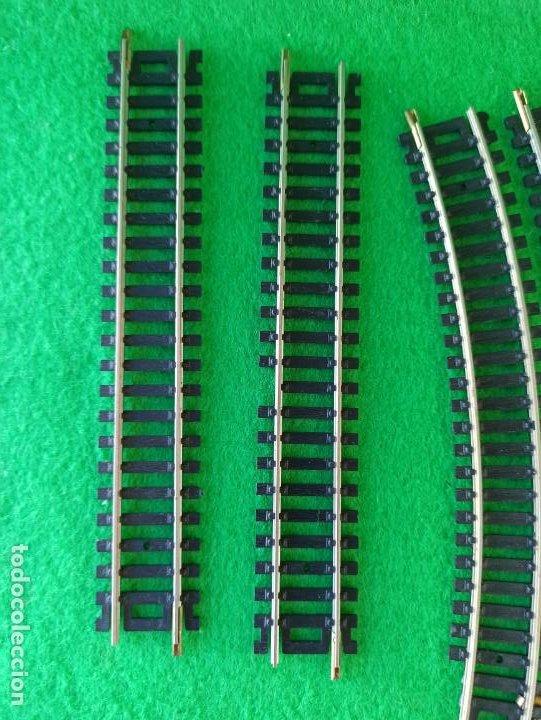 Trenes Escala: LOTE DE VIAS HO Y TRANSFORMADOR PAYA REFERENCIA 5885 - Foto 14 - 194606117