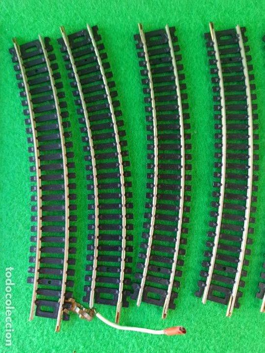Trenes Escala: LOTE DE VIAS HO Y TRANSFORMADOR PAYA REFERENCIA 5885 - Foto 15 - 194606117