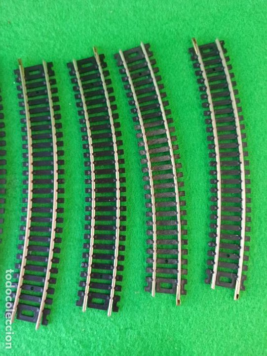 Trenes Escala: LOTE DE VIAS HO Y TRANSFORMADOR PAYA REFERENCIA 5885 - Foto 17 - 194606117
