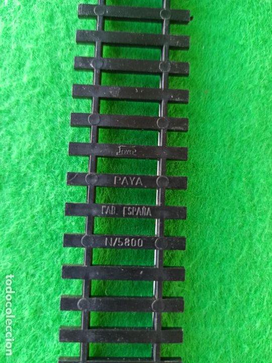 Trenes Escala: LOTE DE VIAS HO Y TRANSFORMADOR PAYA REFERENCIA 5885 - Foto 18 - 194606117