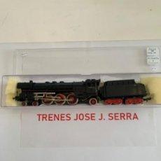 Trenes Escala: PAYA. HO. VAPOR AÑOS 60 PERFECTA CON LUZ. Lote 198524671