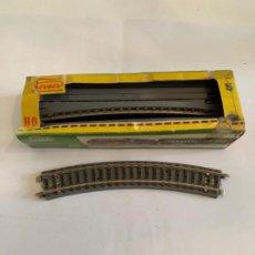 Trenes Escala: PAYA. HO. REF 1616 VIAS CURVAS 8 UND. Lote 199719616