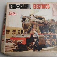 Trenes Escala: FERROCARRIL ELECTRICO HO DE PAYA AÑOS 70. Lote 199782107