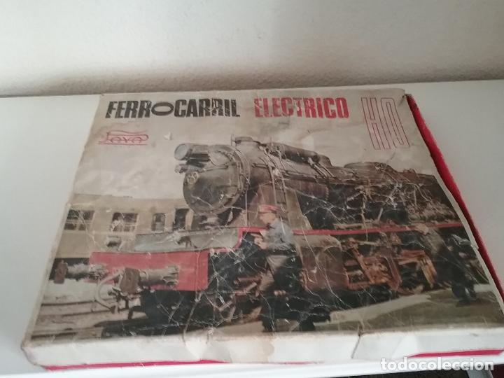 TREN FERROCARRIL ELÉCTRICO H0 PAYA (Juguetes - Trenes a Escala H0 - Payá H0)
