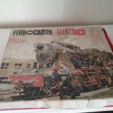Trenes Escala: TREN FERROCARRIL ELÉCTRICO H0 PAYA . Lote 199902762