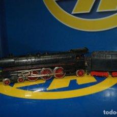 Trenes Escala: LOCOMOTORA PAYA COLOR NEGRO ESCALA H0-BUEN ESTADO. Lote 210663397