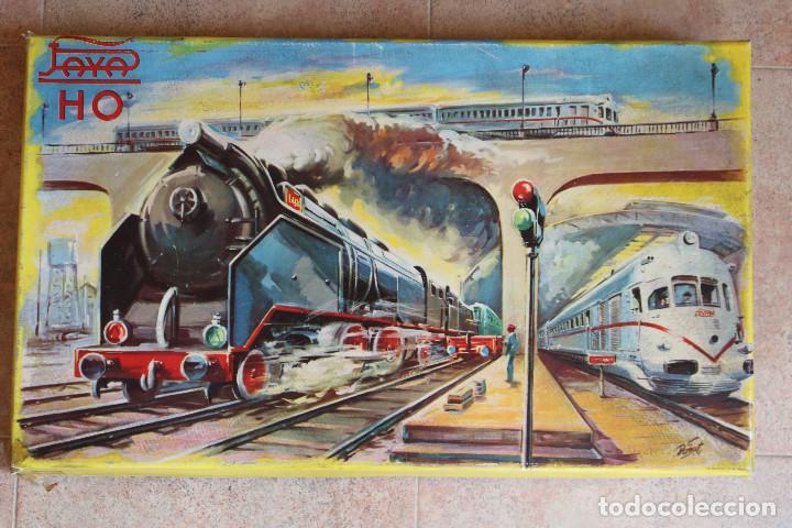TREN PAYA HO Nº 1681 (Juguetes - Trenes a Escala H0 - Payá H0)