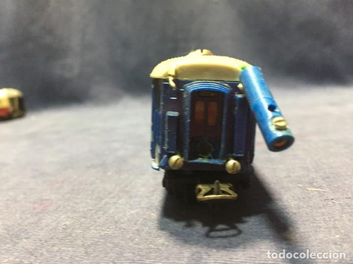 Trenes Escala: VAGON PAYA RENFE 5613 INSTALACION LUZ INTERIOR FALTA BORNE 5,5X24X3CM - Foto 6 - 218916180