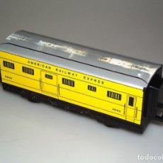 Trenes Escala: PAYÁ Nº 2585 - HUMOTREN - VAGÓN AMARILLO - HOJALATA Y PLÁSTICO .. Lote 221523901