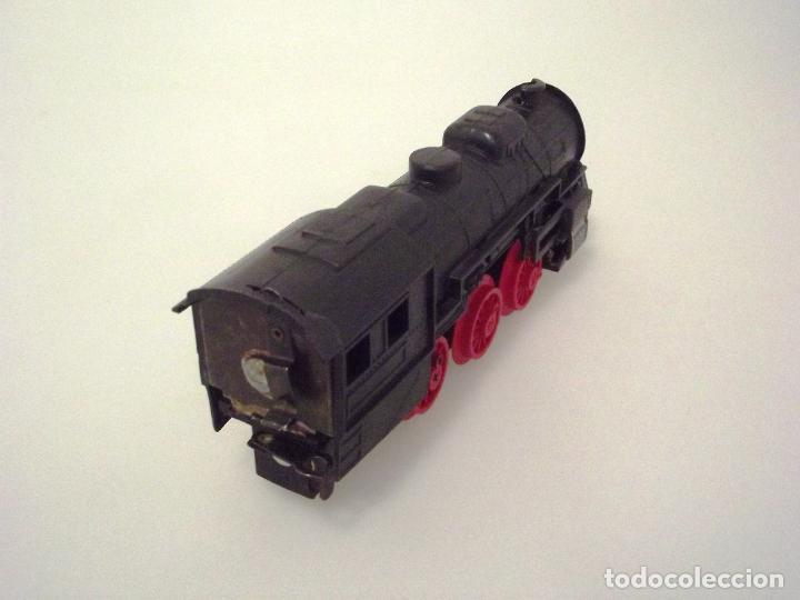 Trenes Escala: PAYÁ Nº 2585 - HUMOTREN - LOCOMOTORA ELÉCTRICA - HOJALATA Y PLÁSTICO . - Foto 4 - 221524096