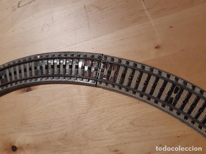 Trenes Escala: Locomotora eléctrica y circuito ovalado Payá. Años 50-60 - Foto 3 - 227736215