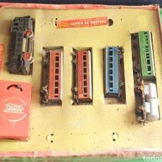 Comboios Escala: ANTIGUO TREN FERROCARRIL ELECTRICO HO PAYA TAL CUAL COMO SE VE EN FOTOS. Lote 231848705
