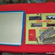 Trenes Escala: ANTIGUO FERROCARRIL ELÉCTRICO DE PAYA HO DEL AÑO 1959. Lote 151500554