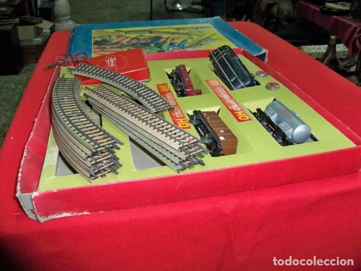 Trenes Escala: Antiguo ferrocarril eléctrico de PAYA HO del año 1959 - Foto 7 - 151500554
