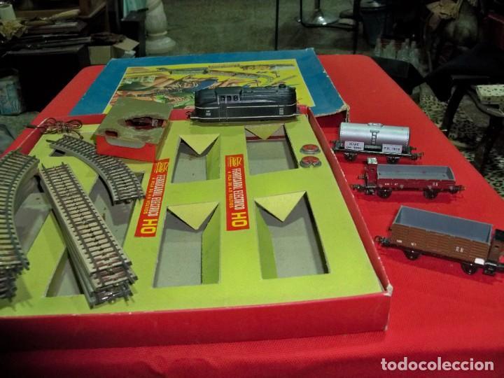 Trenes Escala: Antiguo ferrocarril eléctrico de PAYA HO del año 1959 - Foto 10 - 151500554