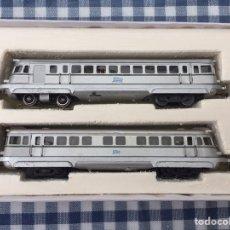 Comboios Escala: PAYÁ H0 AUTOMOTOR TAF, AC ANALÓGICO, MUY RARO, CASI COMO NUEVO. Lote 237532755