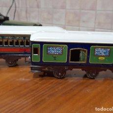 Comboios Escala: ANTIGUOS VAGONES DE TREN 984 DE PAYA. Lote 240748600