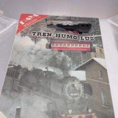 Trenes Escala: TREN HUMO Y LUZ PAYA. Lote 242886210