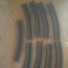 Trenes Escala: VIAS DE PAYA , REF. 1616. TREN -CURVAS.. Lote 242940710