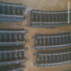 Trenes Escala: VIAS DE PAYA , REF. 1616. TREN -CURVAS.. Lote 242941605