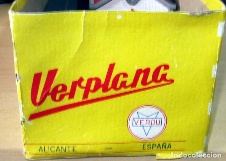 Trenes Escala: VERPLANA ( VERDU,IBI) ESTACION PARA FERROCARRILES HO,REF 32 CON CAJA Y COMPLEMENTOS - Foto 6 - 246723085