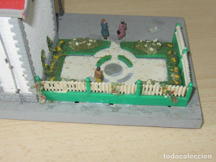 Trenes Escala: VERPLANA ( VERDU,IBI) ESTACION PARA FERROCARRILES HO,REF 32 CON CAJA Y COMPLEMENTOS - Foto 29 - 246723085