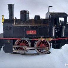 Trains Échelle: PAYA H0 LOCOMOTORA VAPOR 1404. NO FUNCIONA. TAL CUAL FOTOS. PARA PIEZAS O RESTAURAR. Lote 247787495
