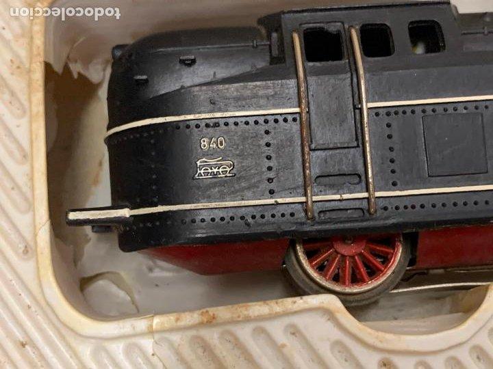 Trenes Escala: Antiguo tren, FERROCARRIL ELECTRICO A PILA, PAYA, escala H0, años 60. Raro y dificil. Leer mas... - Foto 5 - 248473955