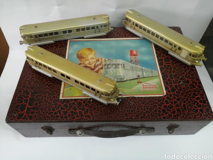 BONITO TREN TAF PAYA AÑOS 50 (Juguetes - Trenes a Escala H0 - Payá H0)