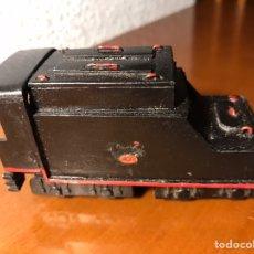 Trenes Escala: TENDER PAYA DE LA LOCOMOTORA SANTA FE 1680 HO REFORMADO. Lote 253180195