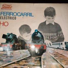 Trenes Escala: TREN PAYA ELÉCTRICO HO.. Lote 254044850