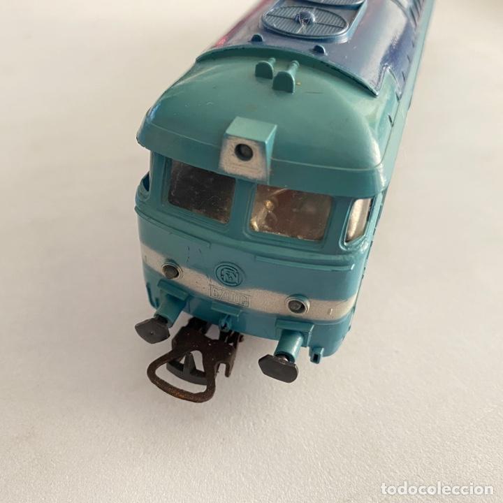 Trenes Escala: Tren locomotora 67000 de la SNCF escala H0 Paya - Foto 4 - 254892060