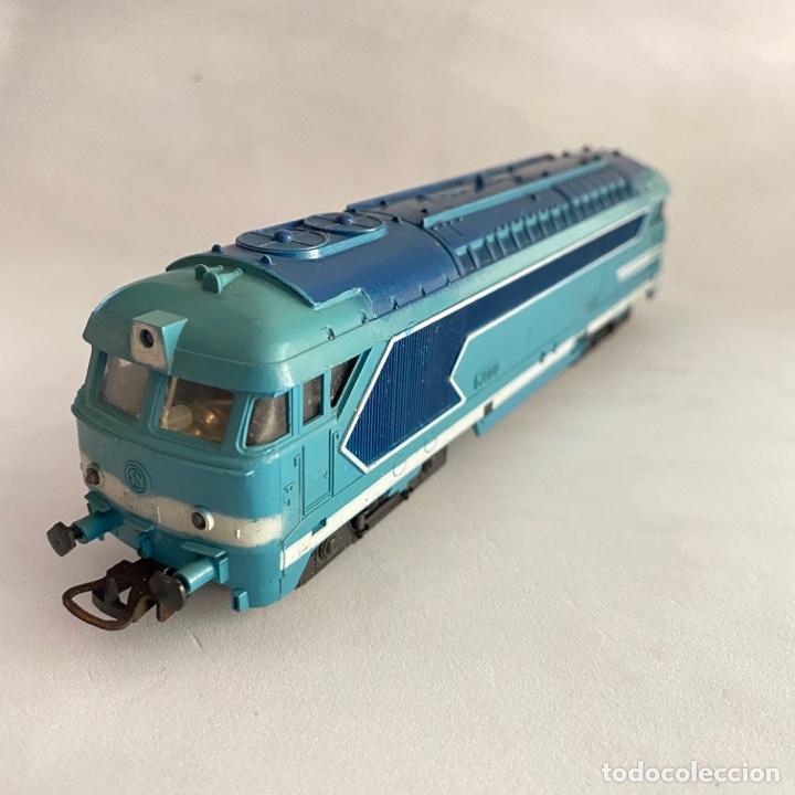 TREN LOCOMOTORA 67000 DE LA SNCF ESCALA H0 PAYA (Juguetes - Trenes a Escala H0 - Payá H0)
