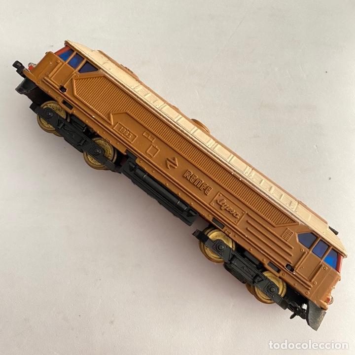 Trenes Escala: Tren locomotora Jyesa Renfe 1983 escala H0 Paya - Foto 2 - 254899780