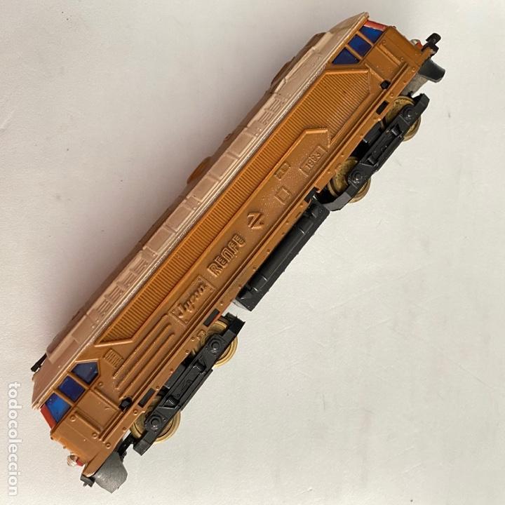 Trenes Escala: Tren locomotora Jyesa Renfe 1983 escala H0 Paya - Foto 4 - 254899780