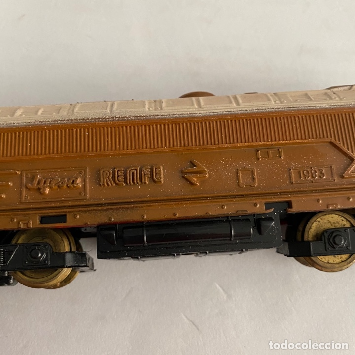 Trenes Escala: Tren locomotora Jyesa Renfe 1983 escala H0 Paya - Foto 9 - 254899780
