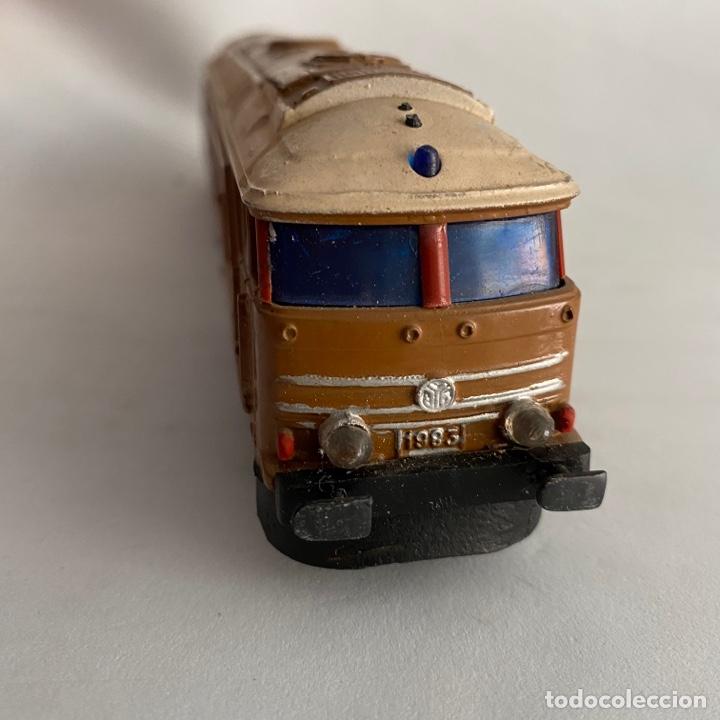Trenes Escala: Tren locomotora Jyesa Renfe 1983 escala H0 Paya - Foto 10 - 254899780