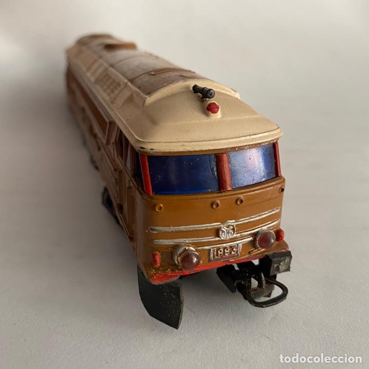 Trenes Escala: Tren locomotora Jyesa Renfe 1983 escala H0 Paya - Foto 11 - 254899780