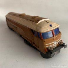 Trenes Escala: TREN LOCOMOTORA JYESA RENFE 1983 ESCALA H0 PAYA. Lote 254899780