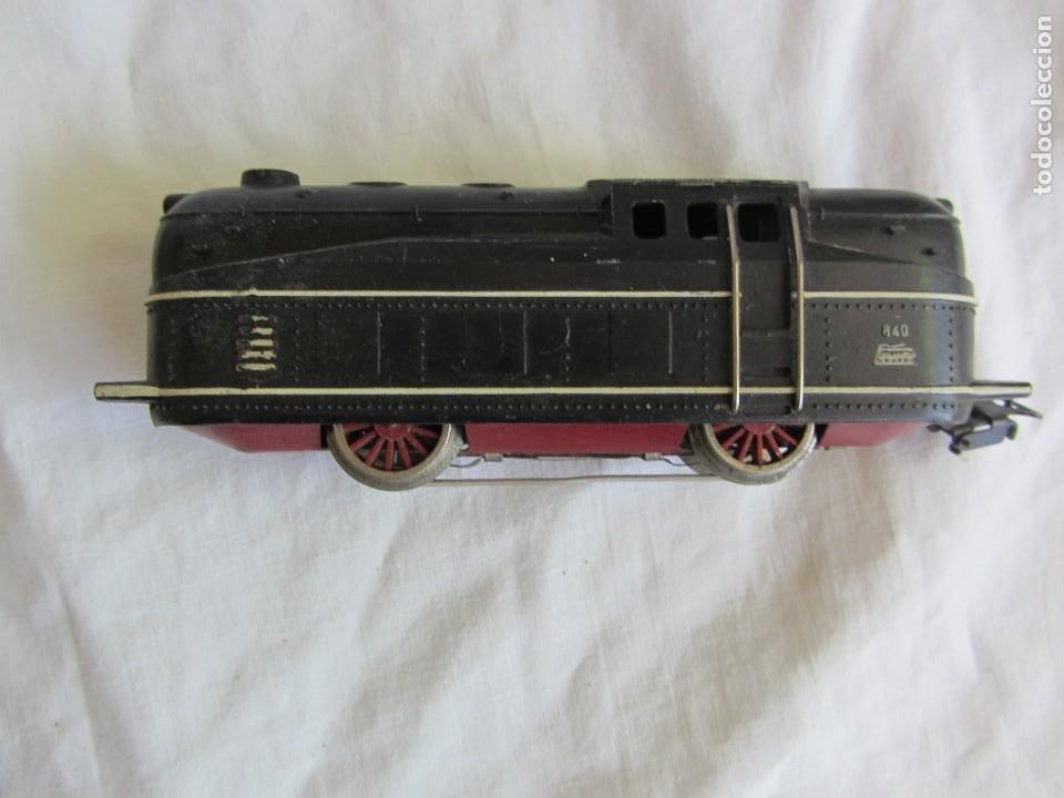 Trenes Escala: Conjunto trenes Paya HO 840 locomotora vagones vias - Foto 2 - 255363780