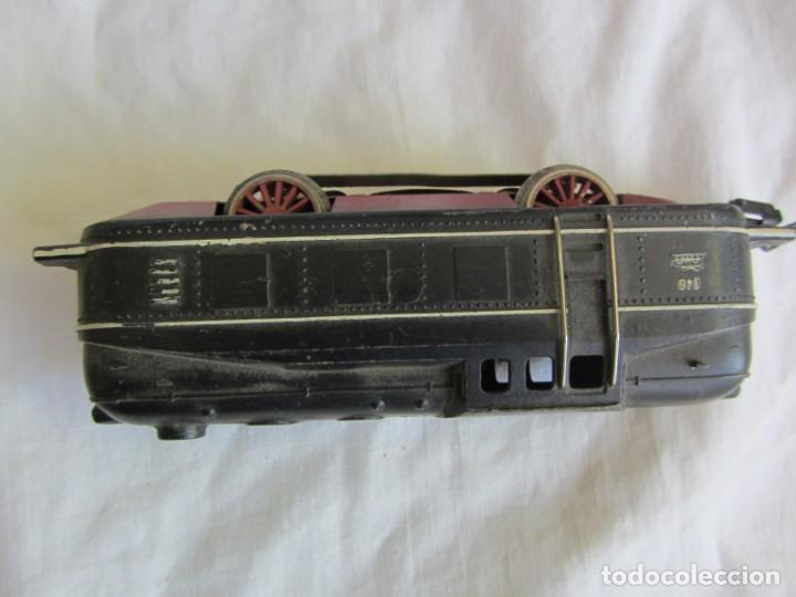Trenes Escala: Conjunto trenes Paya HO 840 locomotora vagones vias - Foto 4 - 255363780