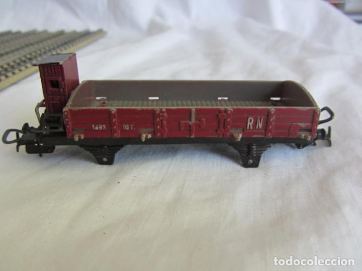Trenes Escala: Conjunto trenes Paya HO 840 locomotora vagones vias - Foto 17 - 255363780