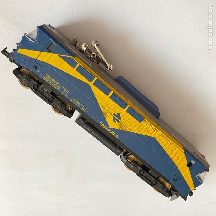 Trenes Escala: Tren locomotora Paya Renfe Mazinger 269-220-0 escala H0 - Foto 6 - 255941350