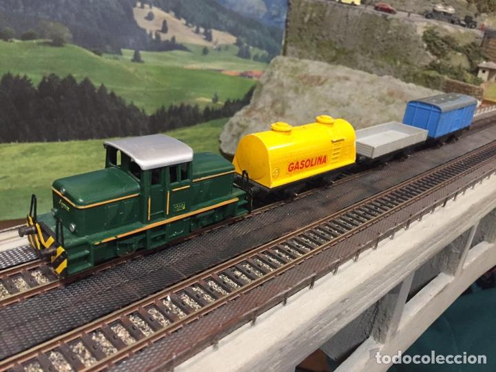Trenes Escala: Jyesa tren mercancías, DC, como nuevo - Foto 2 - 256060735